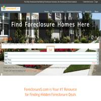 Foreclosures image