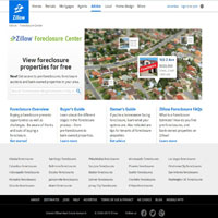 Zillow Foreclosures image
